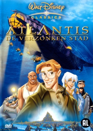 Atlantis - Das Geheimnis der verlorenen Stadt 1539x2169
