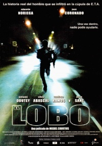 El Lobo - Der Wolf poster