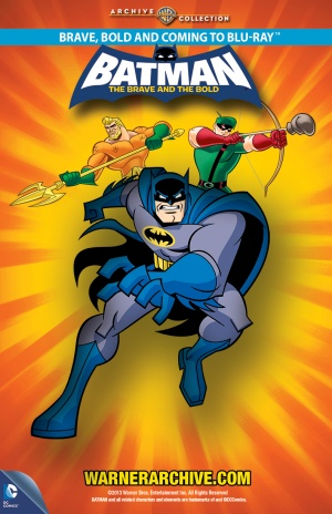 Batman: The Brave and the Bold 792x1224
