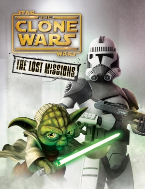 Star Wars: The Clone Wars 3846x5000