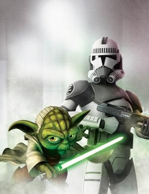Star Wars: The Clone Wars 3846x5000
