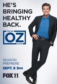 The Dr. Oz Show poster