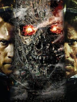 Terminator Salvation 2631x3488
