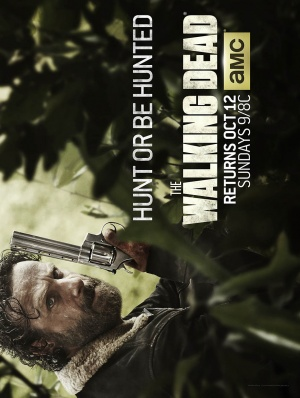 The Walking Dead 965x1280