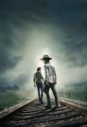 The Walking Dead 2420x3543