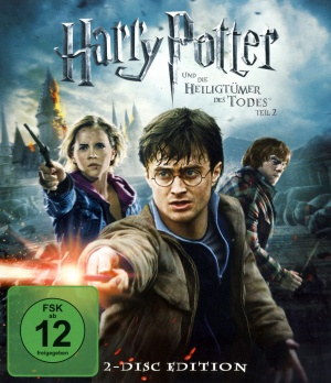Harry Potter and the Deathly Hallows: Part 2 2998x3476