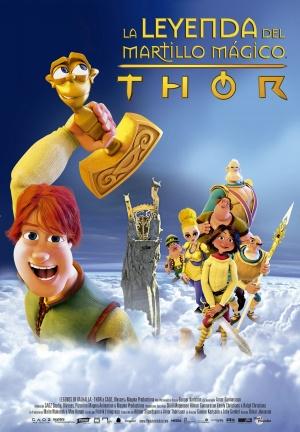 Thor: O Martelo dos Deuses 3470x5000