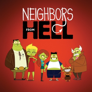 Neighbors from Hell 600x600