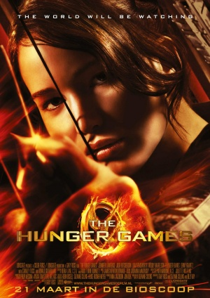The Hunger Games 1132x1600