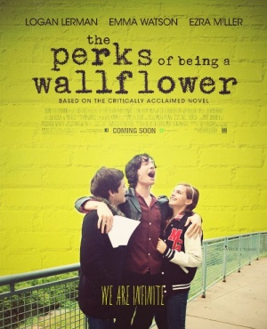 The Perks of Being a Wallflower 500x617