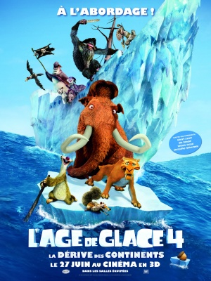 Ice Age 4 - Voll verschoben 1417x1890
