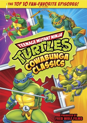 Teenage Mutant Ninja Turtles 1535x2175