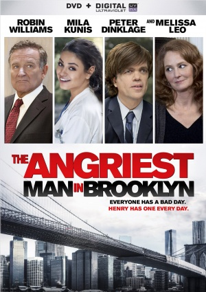 The Angriest Man in Brooklyn 1535x2175