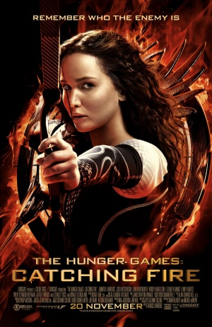 The Hunger Games: Catching Fire 1094x1684