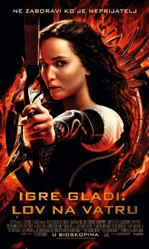 The Hunger Games: Catching Fire 352x585