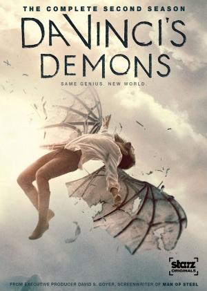 Da Vinci's Demons 1665x2337