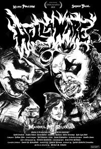 Hellaware poster