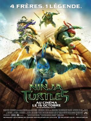 Teenage Mutant Ninja Turtles 2392x3189