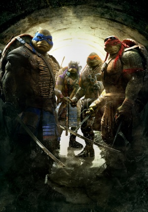Teenage Mutant Ninja Turtles 2100x3000