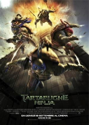 Teenage Mutant Ninja Turtles 2989x4170