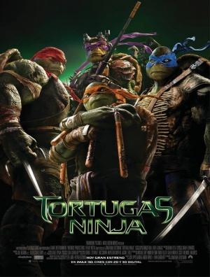 Teenage Mutant Ninja Turtles 727x960