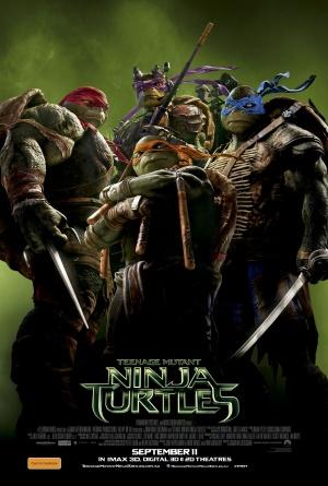 Teenage Mutant Ninja Turtles 1993x2953