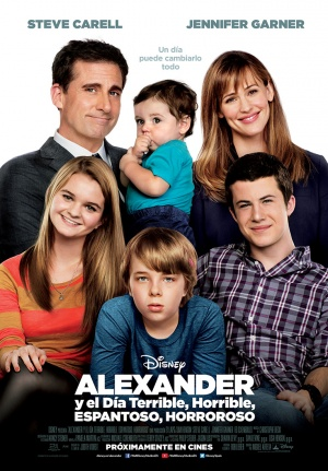 Alexander and the Terrible, Horrible, No Good, Very Bad Day 765x1100