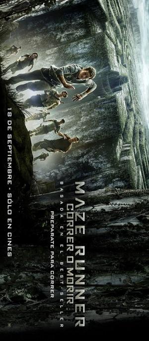 The Maze Runner 438x1000