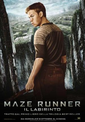The Maze Runner 1984x2834