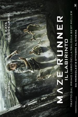 The Maze Runner 2365x3540