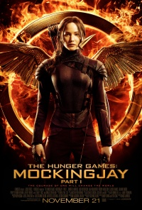 The Hunger Games: Mockingjay - Part 1 poster
