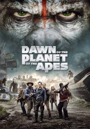 Dawn of the Planet of the Apes 1513x2157