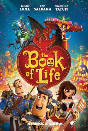 The Book of Life 2330x3463