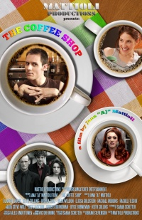 The Coffee Shop poster
