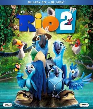 Rio 2 - Dschungelfieber 1503x1772