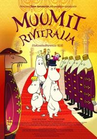 Muumit Rivieralla poster