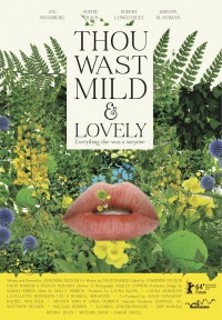 Thou Wast Mild and Lovely poster