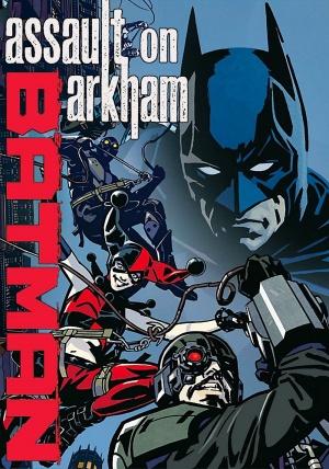 Batman: Assault on Arkham 1000x1426