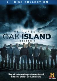 The Curse of Oak Island poster