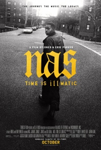 Time Is Illmatic poster