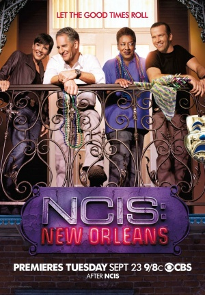 NCIS: New Orleans 994x1429