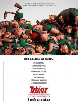 Asterix im Land der Götter 2882x3894