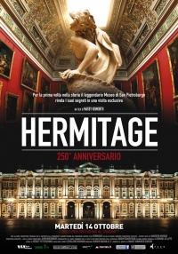Hermitage Revealed poster