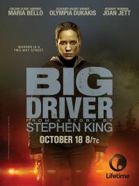 Big Driver poster