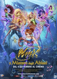 Winx Club: The Mystery of the Abyss poster