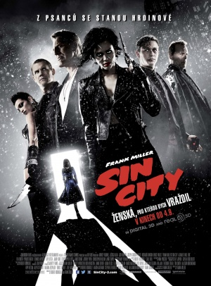 Sin City: A Dame to Kill For 2341x3168
