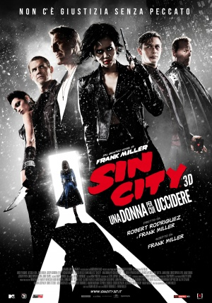 Sin City: A Dame to Kill For 2100x3000