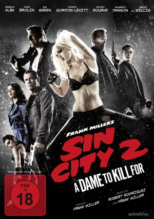 Sin City: A Dame to Kill For 1530x2173