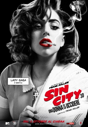 Sin City: A Dame to Kill For 1050x1500