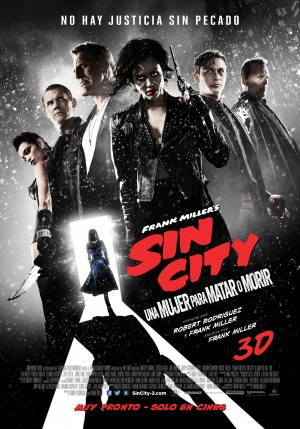 Sin City: A Dame to Kill For 2067x2953
